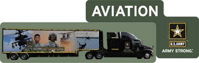 Army Aviation Careers Semi Truck